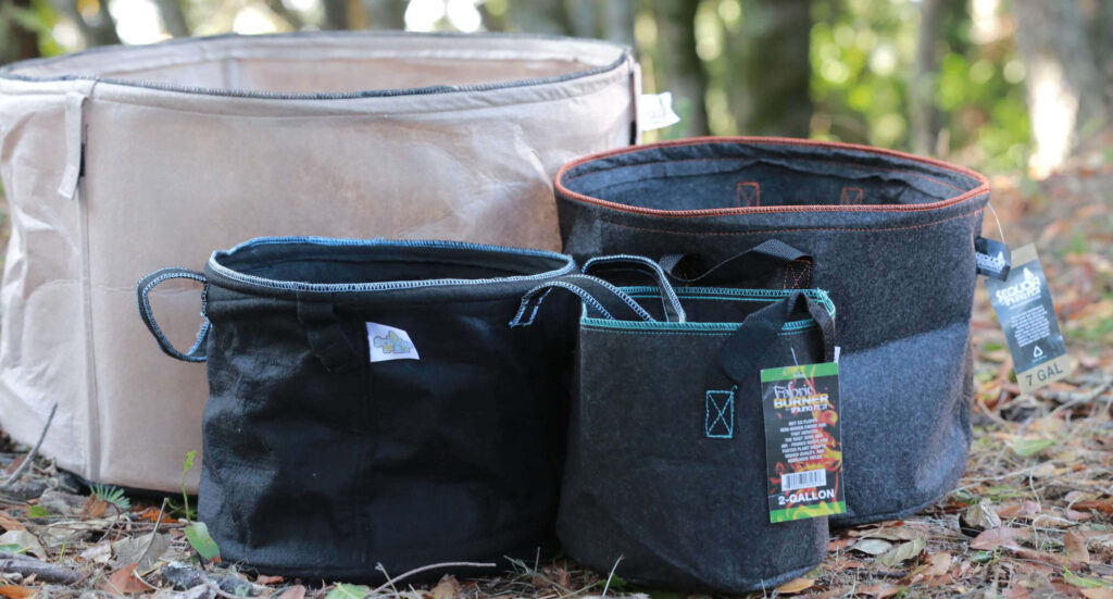 Breathable Garden Growing Bag Planting Plant Pots Grow Bags Aeration Pots